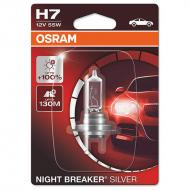 Auto sijalica H7 12V55W Night Breaker Silver