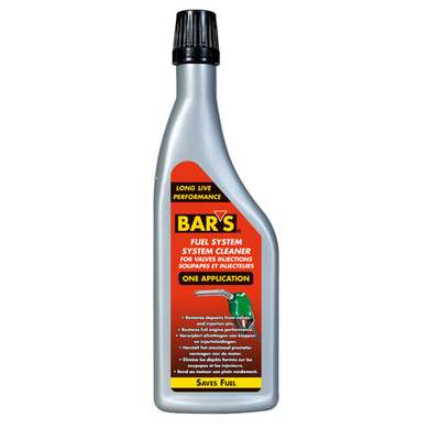 Fuel system cleaner 200ml