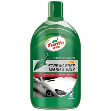 Streak Free Wash & Wax 1l
