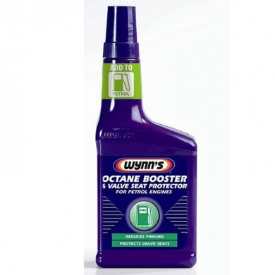 Octane Booster & Valve Seat Protector 325 ml